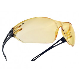 Bollé Safety SLAM Yellow Safety Glasses