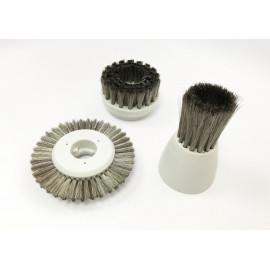Motorscrubber MSHSS-1 Handy Stainless Steel Brush Kit