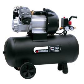 TN3/50-D V-Twin Compressor 50 Litre 240 volt