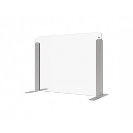 Securit Tempered Safety Glass Protective Screen W680 x H620