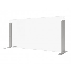 Securit Tempered Safety Glass Protective Screen W1050 x H620