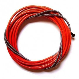 HOLCH 350 AMP Liner Red ID2,0-AD4,5 fits 4 metre