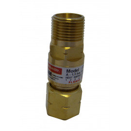 ON TORCH FLASH BACK ARRESTOR LH 3/8 ACETYLENE