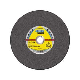 A946TZ 230 X 1.9 X 22 CUTTING DISC (MINIMUM ORDER 25)