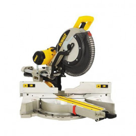 DEWALT 305MM COMPOUND SLIDE MITRE SAW 110 VOLT