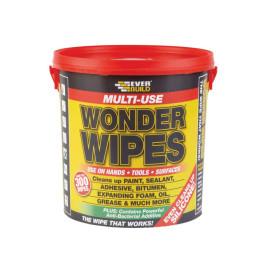 Giant Wonder Wipes Trade Tub of (300) ANTIBACTERIAL