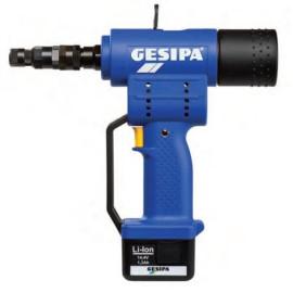 Gesipa Firebird 18 Volt  Battery Rivet nut Tool M3 - M10