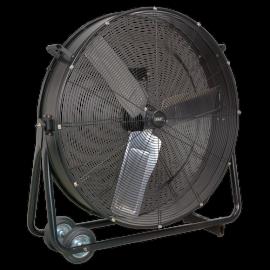 "Industrial High Velocity Drum Fan 36"" Varible Speed 230V"