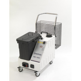MD4500 Steam, vacuum and detergent cleaner for multi-purpose cleaning and disinfection
