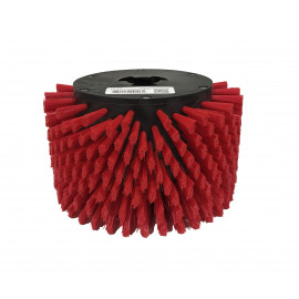 Motorscrubber MS1049 Red Stair Cleaning Brush