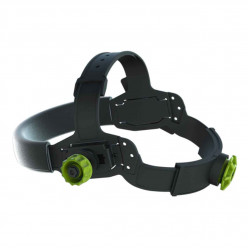 Comfort head band - black/green