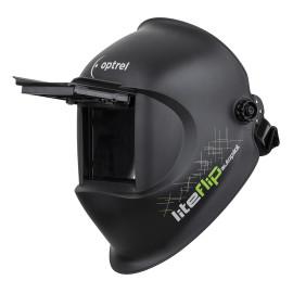 LiteFlip Autopilot Welding Helmet (SN 4/5 -14) - Black