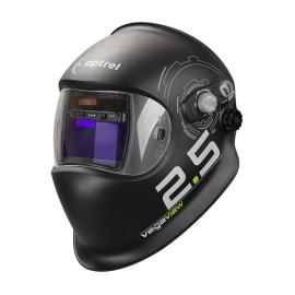 VegaView 2.5 Welding Helmet (SN 2.5/8-12) - Black