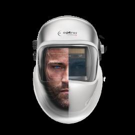 Crystal 2.0 Welding Helmet (2.0/4-12) Silver