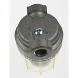 IR37 Fuel filter assembly