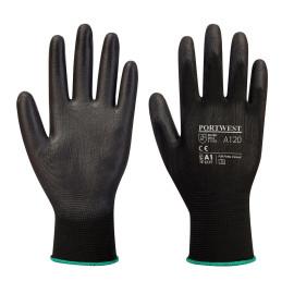 A120 - PU Palm Glove - Black