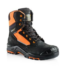 Safety Lace/Zip Boot BIZ1/BK S3 HRO WRU SRC
