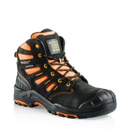 Safety Lace Boot BIZ2/BK S3 HRO WRU SRC