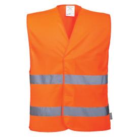 PORTWEST - C474 - Hi-Vis Two Band Vest