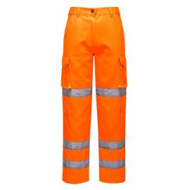 LW71 - Ladies Hi-Vis Trousers
