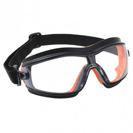 Slim Safety Goggle Clear - PW26