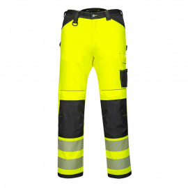 Portwest- PW303 - PW3 Hi-Vis Lightweight Stretch Trouser
