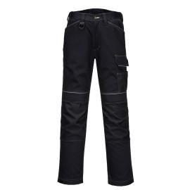 Portwest- PW304 - PW3 Lightweight Stretch Trouser Black