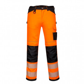 Portwest- PW340 - PW3 Hi-Vis Work Trousers