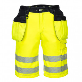 Portwest- PW343 - PW3 Hi-Vis Holster Shorts