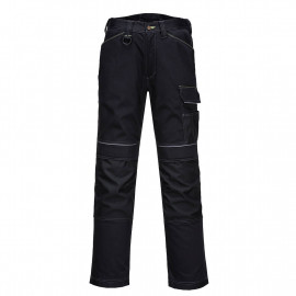 Portwest- PW380 - PW3 Ladies Stretch Work Trouser Black