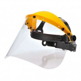 Browguard with Clear Visor Clear - PW91