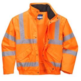 Hi-Vis Breathable Mesh Lined Jacket - RT62