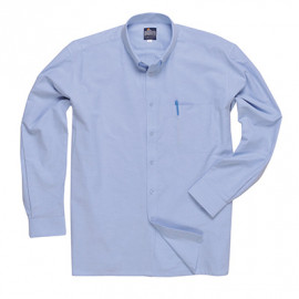 PORTWEST - Oxford Shirt, Long Sleeves - S107