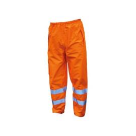 Hi-Vis  Motorway Trousers - SCAWWHVMT