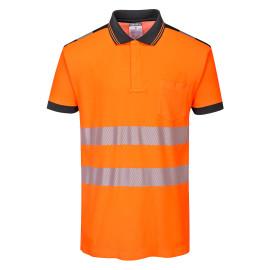 PORTWEST - PW3 Hi-Vis Polo Shirt - T180