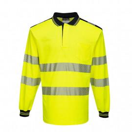 Portwest- T184 - PW3 Hi-Vis Polo Shirt
