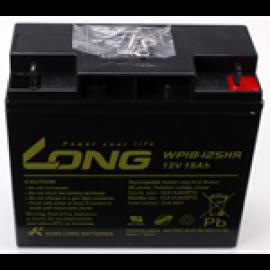 Battery, 12v, 18ah (lead acid)(H:170 W:180 B:75)