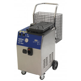 SDV8000 Steam cleaner with steam, vacuum and detergent functions for heavy duty and multi purpose cleaning and disinfection
