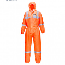 ST36 - VisTex SMS Coverall Type 5/6 (MINIMUM ORDER 50)