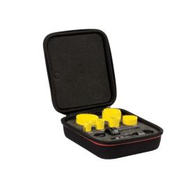 Bi-Metal Fast Cut Plumber's Holesaw Kit