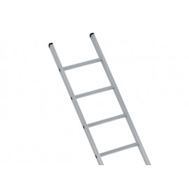 ZARGES INDUSTRIAL SINGLE LADDER 10 RUNG WITH STABILISER 3.05L-6.1KG