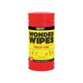 Wonder Wipes Trade Tub of (100) ANTIBACTERIAL