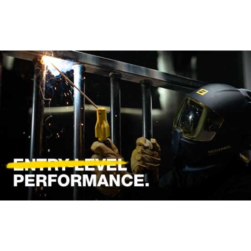 ESAB Rogue Es 200i PRO Ce MMA Welder 110v/230v Dual Voltage