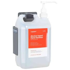 Armorgard Sanistation Mini Wall Hand Sanitiser Holder (S10WM)